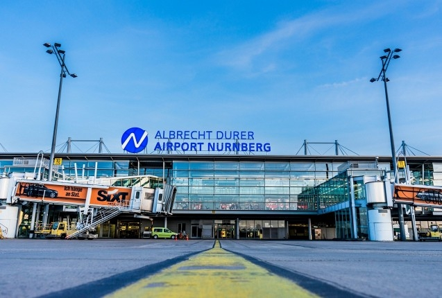 New order to Nurberg Airport i Germany