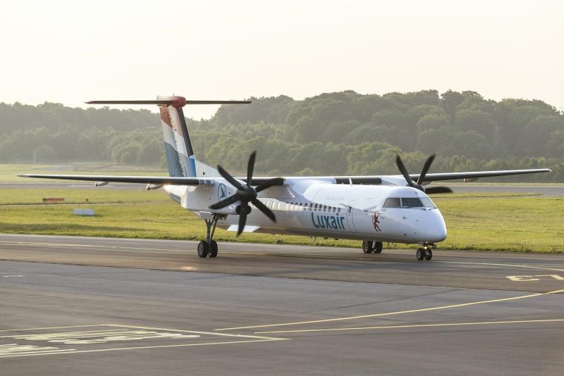 New aircraft chock Mark 5 for Bombardier Q-series / ATR 72-600 / saab-2000-or-similar