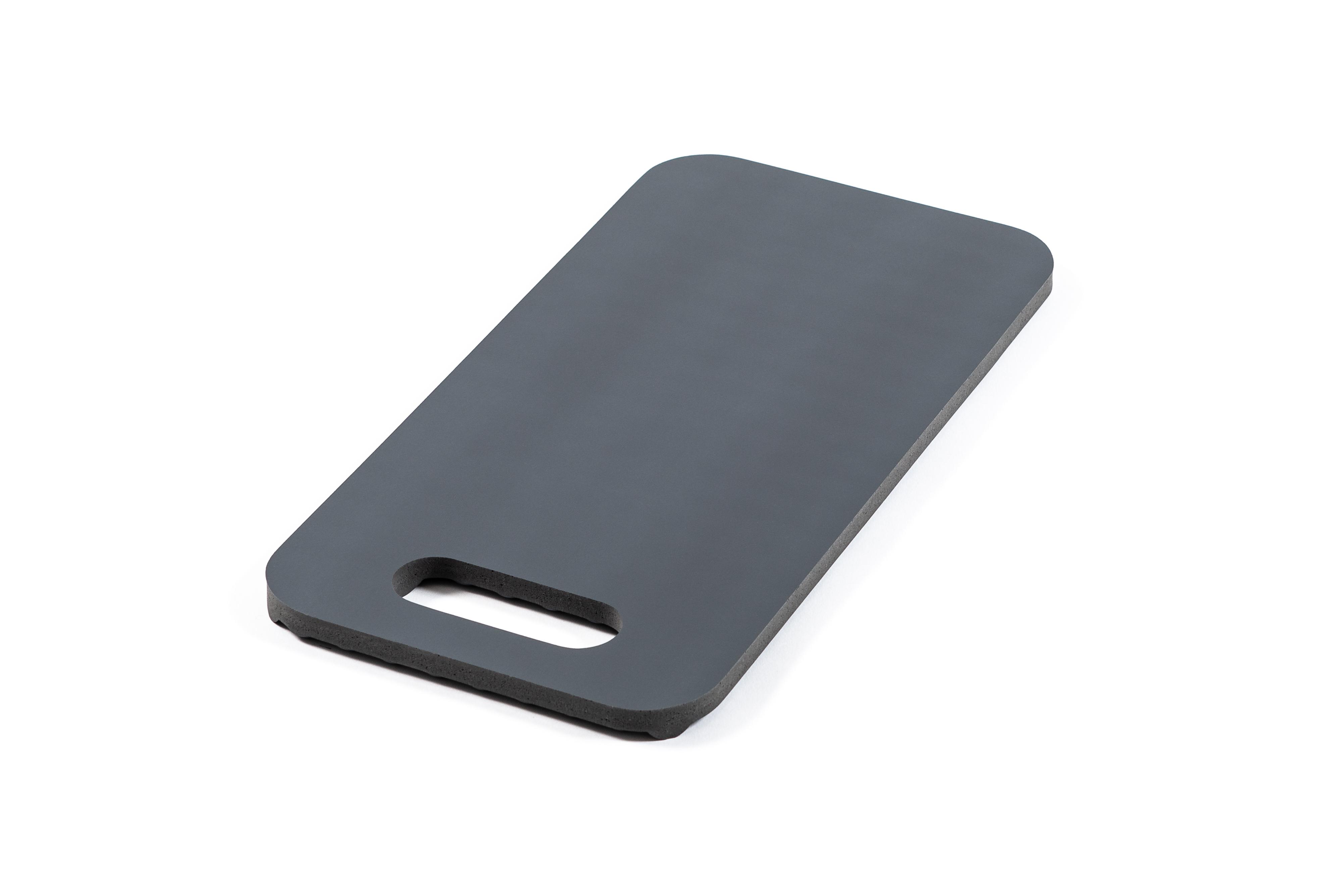 Pur-pad kneepad ergonomic