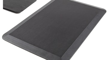Work-step ergonomic standing mat