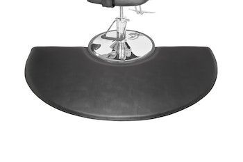 Work-step hairdresser Semicircle ergonomic mat