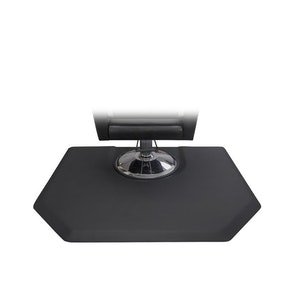 Work-step hairdresser Rectangle ergonomic mat
