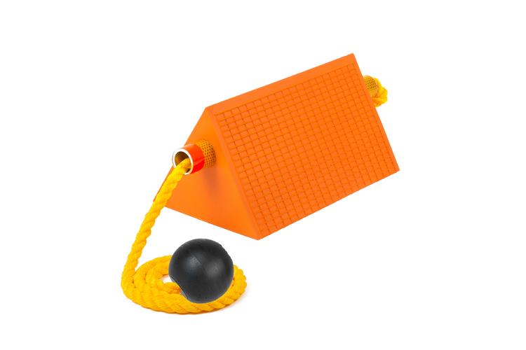 Handle Ball on your Chock
