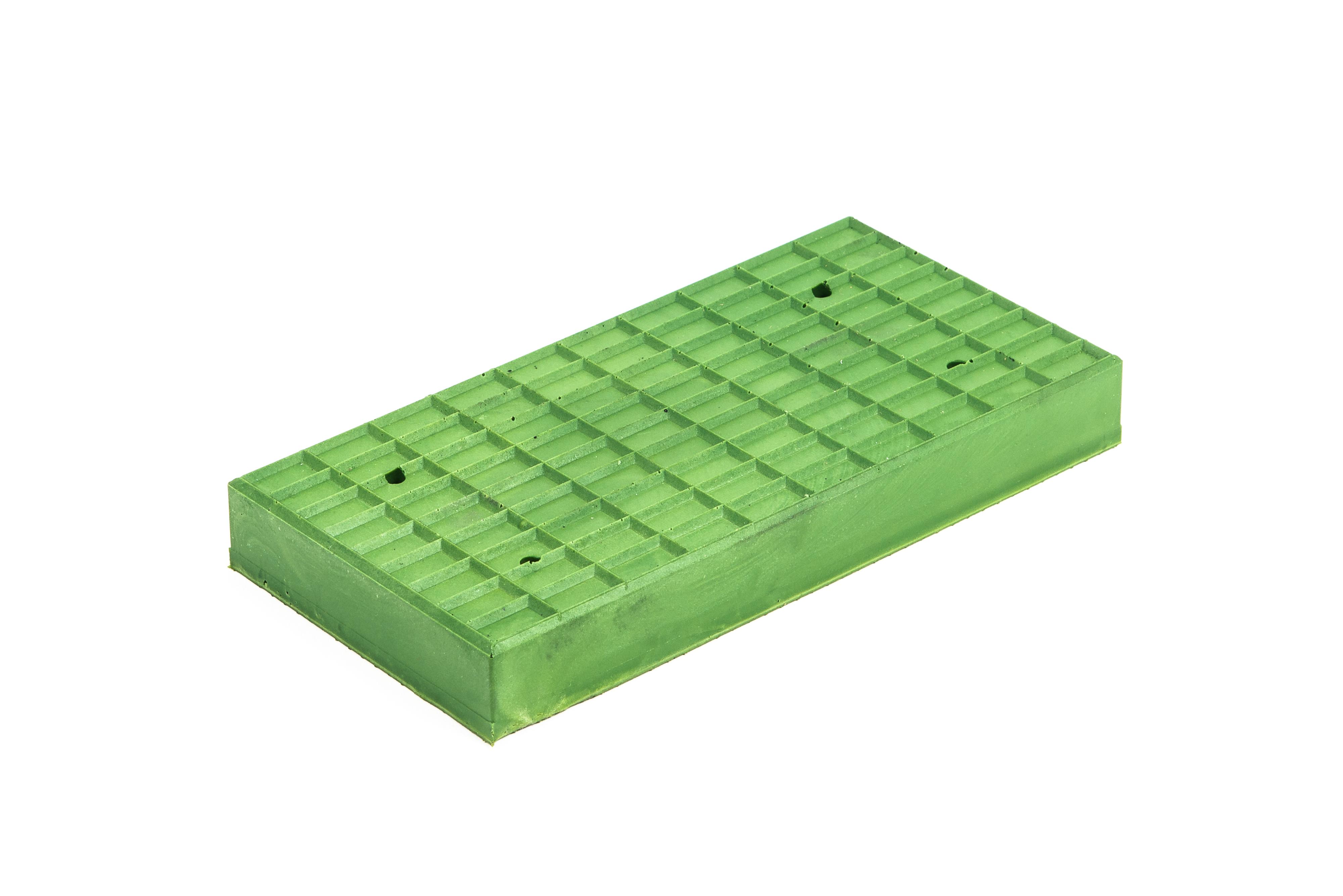 MT 200x100x25 Universal liftpad Greenline
