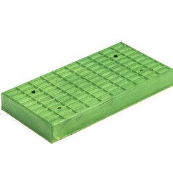 MT 200x100x25 Universal liftpad Greenline