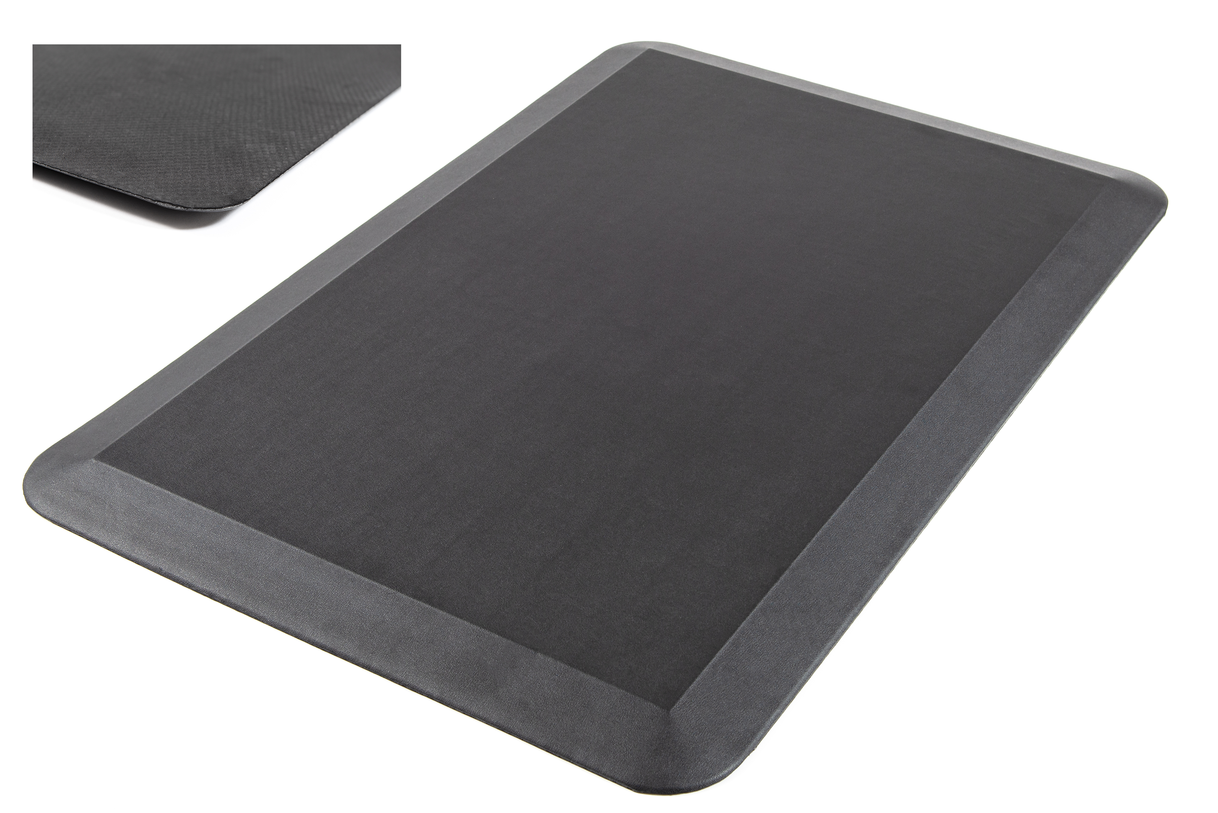 Work-step ergonomic mat