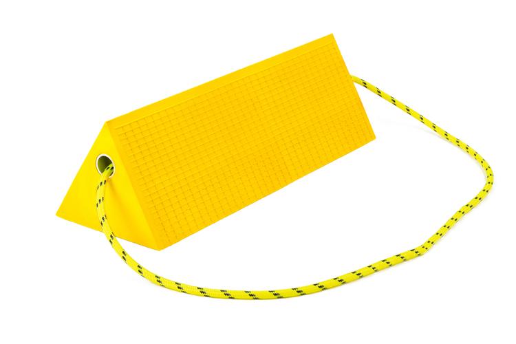 Mark 3 rope-B chock