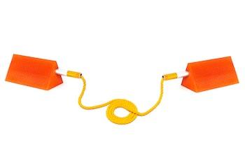 Mark 2 Twin chock rope