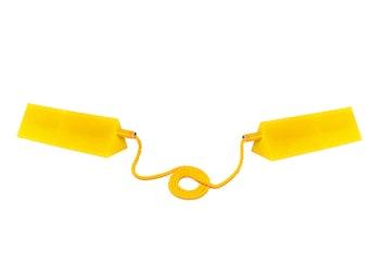Mark 3 widebody twin chock whith reflex & rope