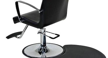 Work-step hairdresser Semicircle Small ergonomic mat