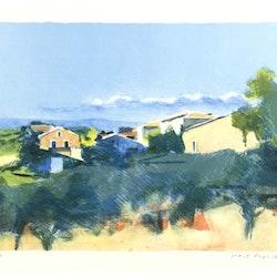 Toscanskt landskap