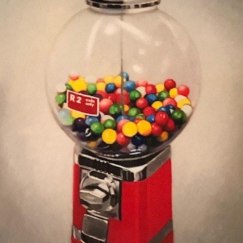 Gum Ball Machine