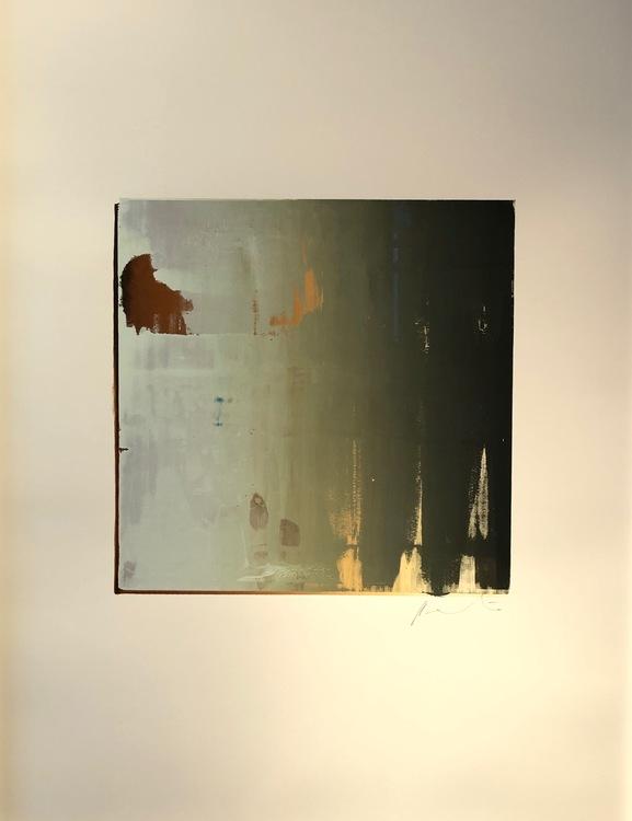 Abstract Landscape III