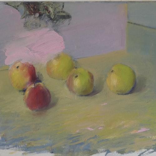 Uppställning med Frukter