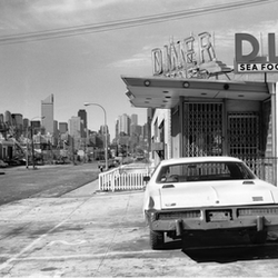 Diner and Manhattan