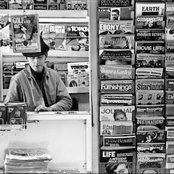 Subway News Stand