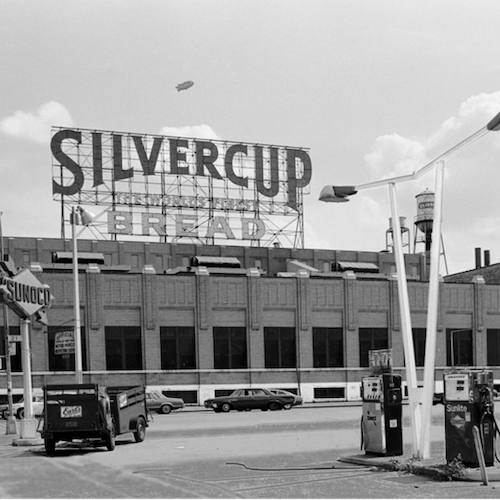Silver Cup & Gas Station