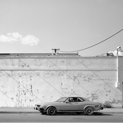 Steeple and Car