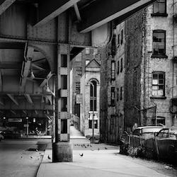 Church under 59th St Bridge