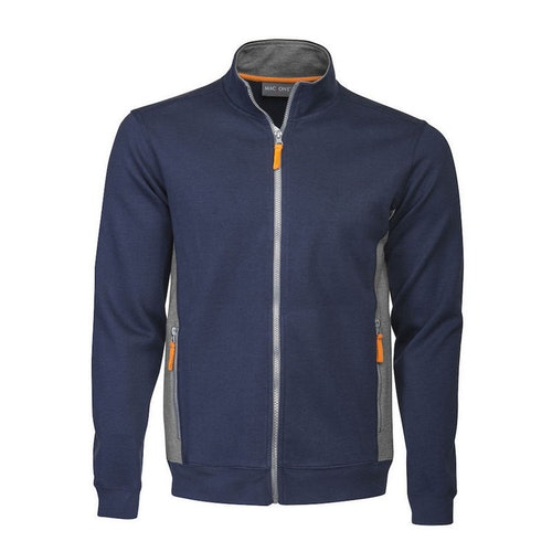Mac One Blake Fullzip Sweatshirt