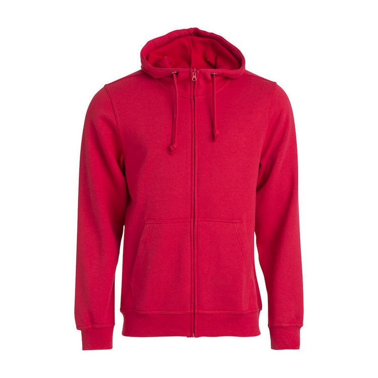 Clique Basic Full Zip Hood
