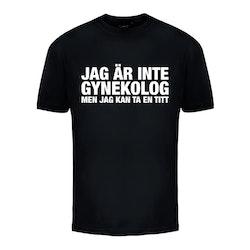 T-Shirt - Herr - Gynekolog