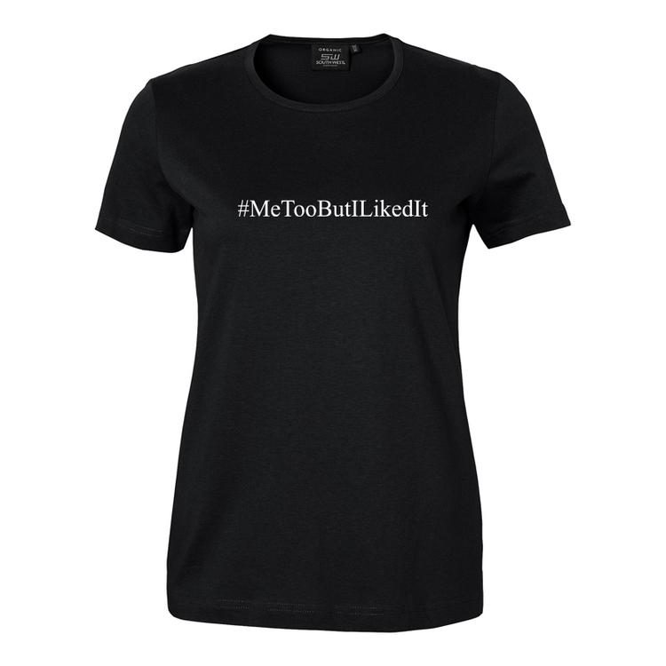 T-shirt - Dam - MeTooButILikedIt