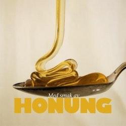 Med smak av honung