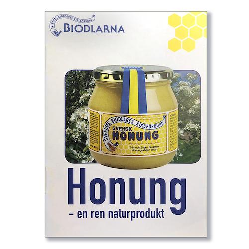 Honung en ren naturprodukt