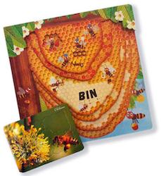Boken Bin + pussel