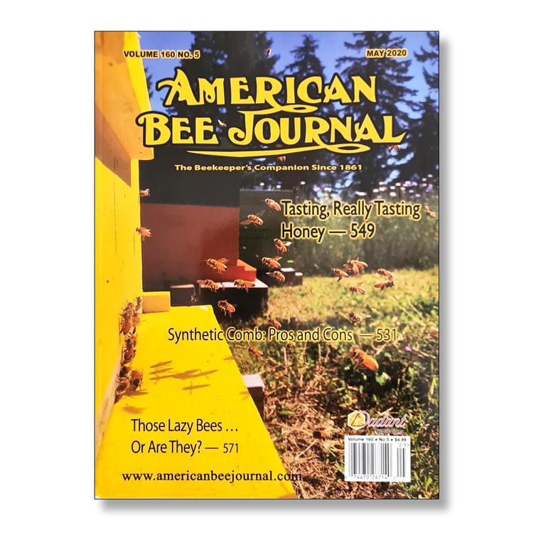 Prenumeration: American Bee Journal, USA