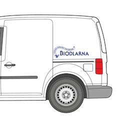 Logotype skåp -  2-pack