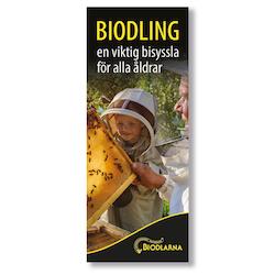 Rollup: Biodling, en viktig bisyssla 80x200 cm