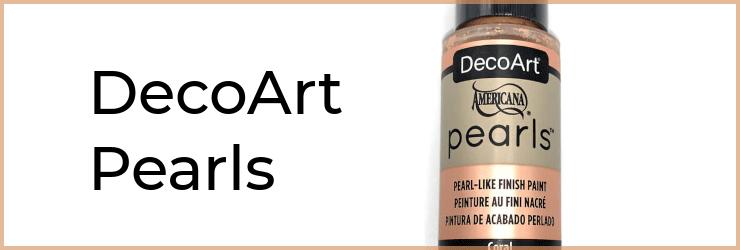 Färger från DecoArt