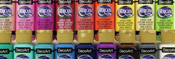 DecoArts färger