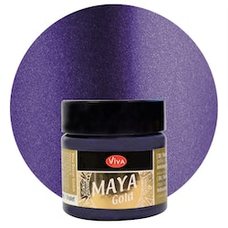 Viva Decor    Maya Gold        Violett         45ml