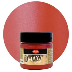 Viva       Maya Gold         Firered        45ml