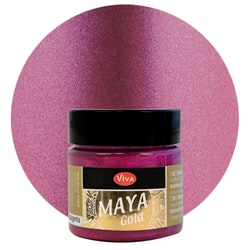 Viva Decor  Maya Gold                  Magenta    45 ml