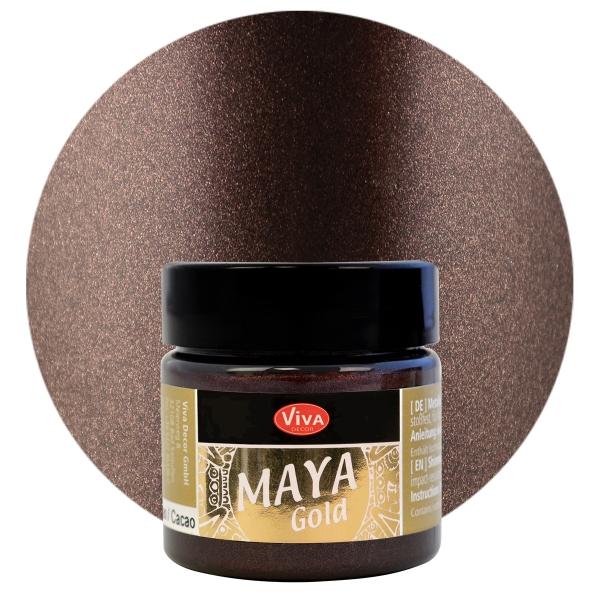 Viva Decor Maya Gold Cacao