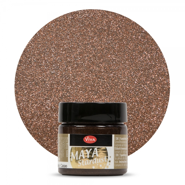 Viva Decor Maya  Stardust                      Kakao     45ml