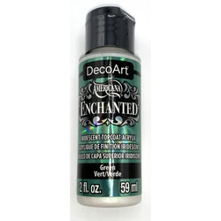 DecoArt     Enchanted                    Green   59ml