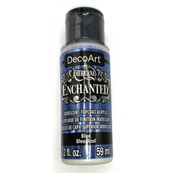 DecoArt                Enchanted      Blue       59 ml