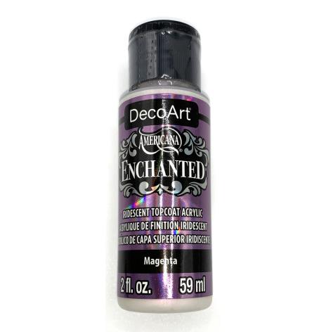 DecoArt     Enchanted Magenta