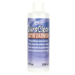 DecoArt   DuraClear             Satin Varnish  236ml