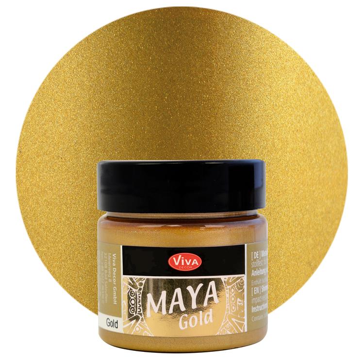 Viva Decor Maya Gold Gold