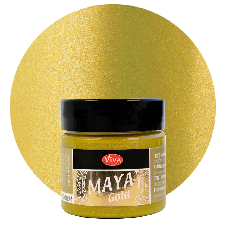 Viva Decor   Maya Gold     Oldgold    45ml