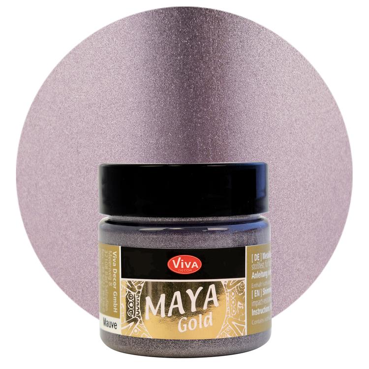 Viva Decor Maya Gold Mauve