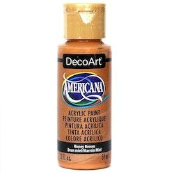 DecoArt Americana Honey Brown