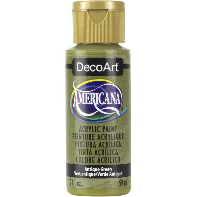 DecoArt Americana Antique Green