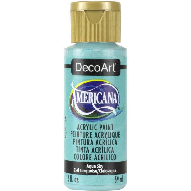 DecoArt Americana Aqua Sky